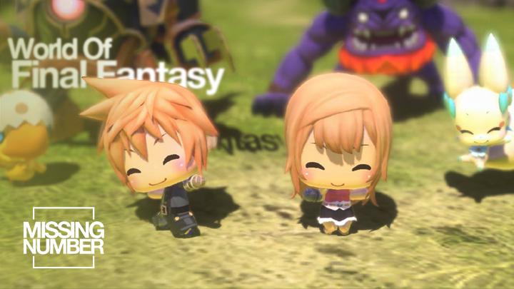 Reseña | World of Final Fantasy