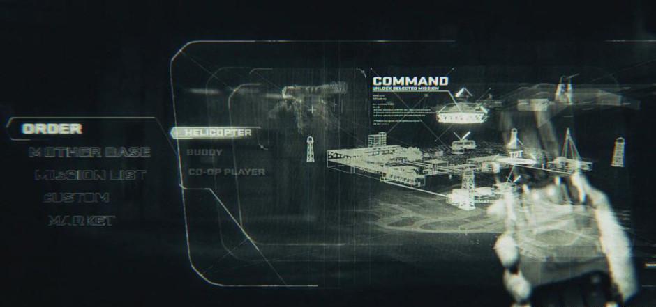 Metal Gear Solid V: The Phantom Pain contaría con modo cooperativo