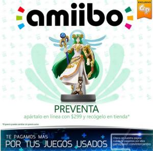 Palutena Amiibo