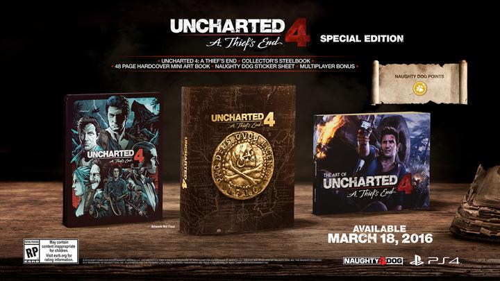 Uncharted4AThiefsEndSpecialEdition