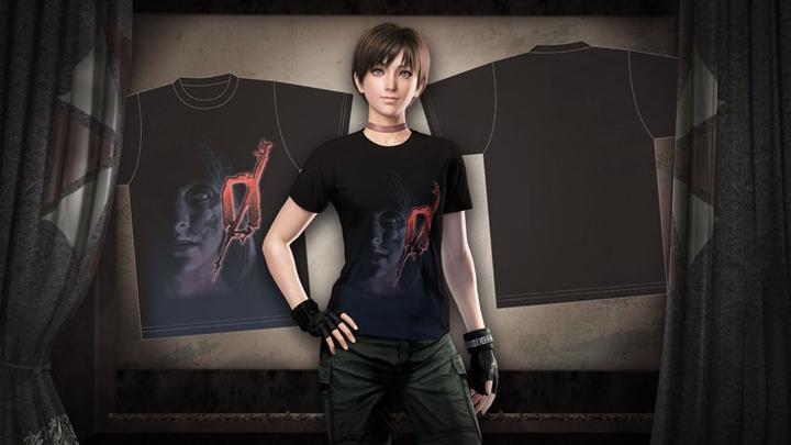 ResidentEvil0TShirt-Rebecca