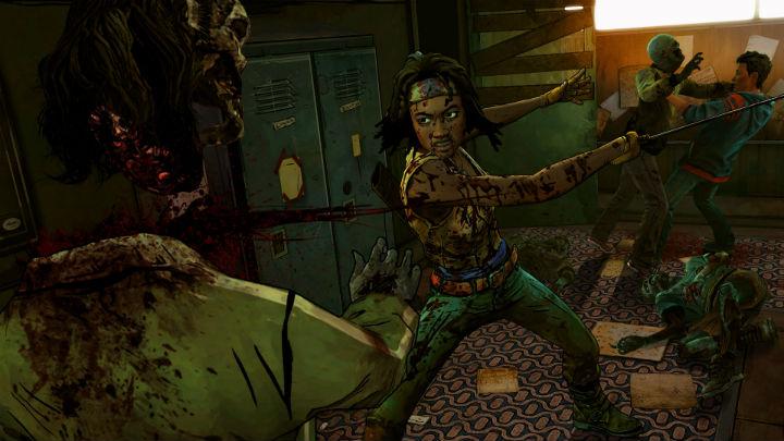 The Walking Dead: Michonne nos comparte su intenso trailer de ...