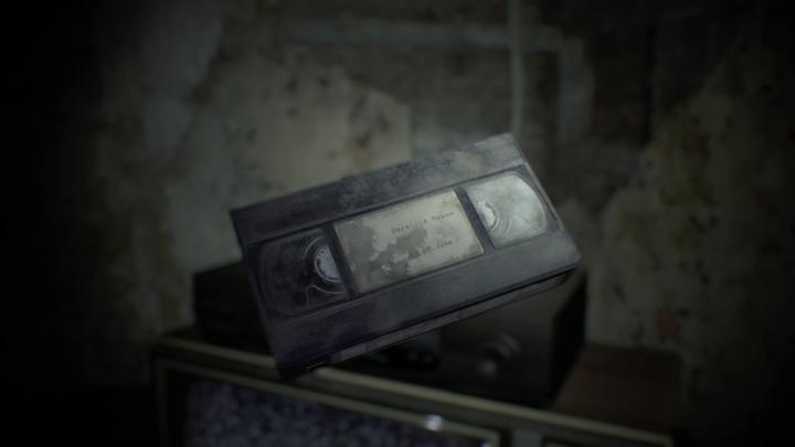 ResidentEvil7Demo-VHS