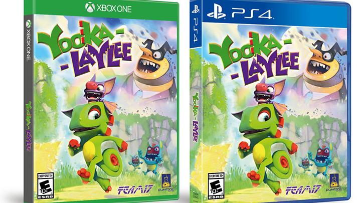 Así lucirá la portada del juego en sus versiones de Xbox One y PlayStation 4