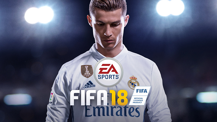Cristiano Ronaldo será portada del FIFA 18
