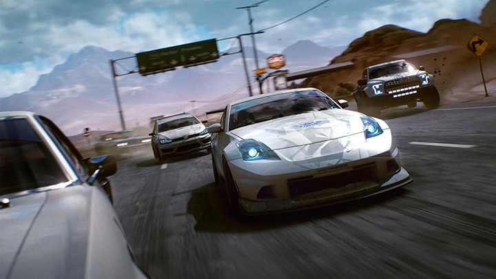 El vertiginoso primer trailer de Need for Speed Payback