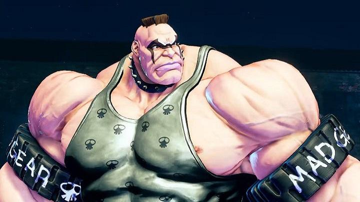 El inmenso Abigail es el siguiente personaje DLC de Street Fighter V