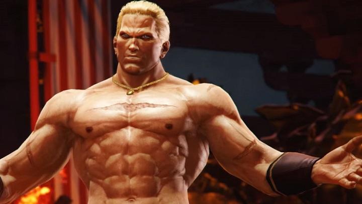 Geese Howard será el nuevo luchador de Tekken 7