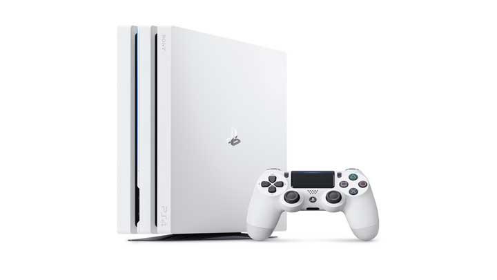 Sony anuncia la PS4 Pro Blanca edición especial de Destiny 2