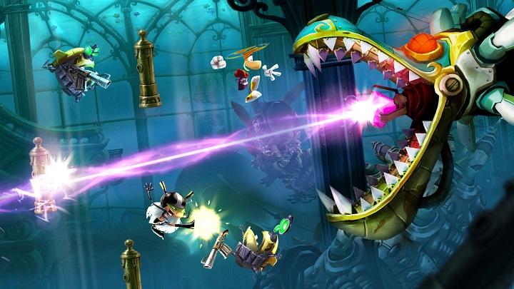Anuncian la fecha de lanzamiento de Rayman Legends: Definitive Edition