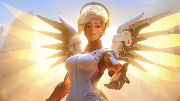 Mercy también será equipada con nuevas habilidades en Overwatch