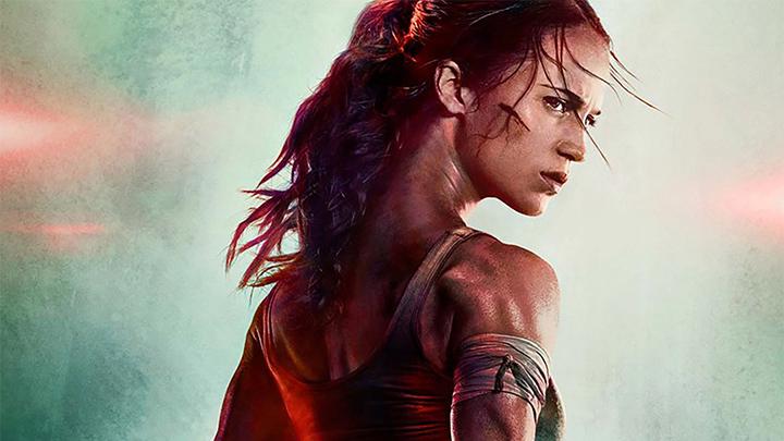 Así luce el primer póster de la nueva cinta de Tomb Raider