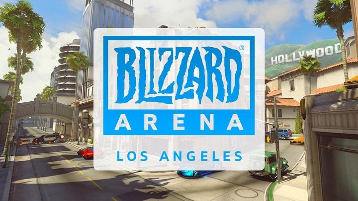 Blizzard inaugura su primera arena para eSports