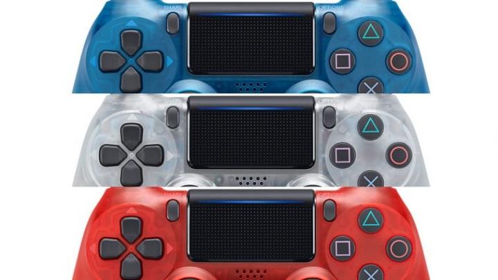 Los DualShock transparentes de PlayStation están de regreso