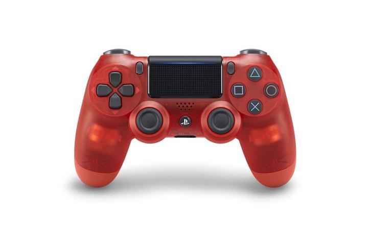 Dualshock Rojo
