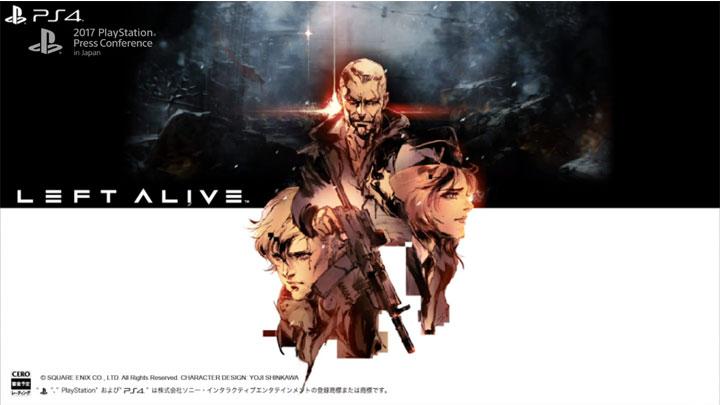 Left Alive: el nuevo juego de mechas de Square Enix