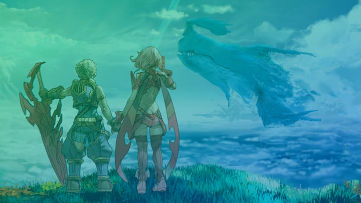Xenoblade Chronicles 2 y su mundo de nubes llega este año