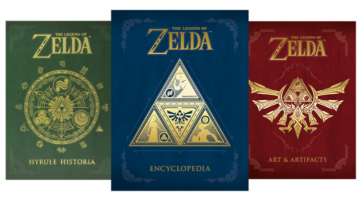 The Legend of Zelda Encyclopedia ya tiene fecha de salida para occidente