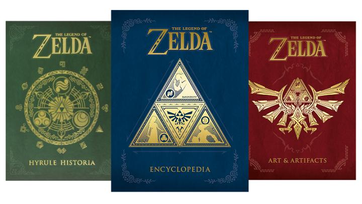 The Legend of Zelda Encyclopedia llegará a occidente pronto