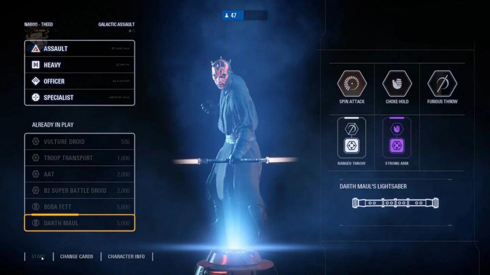 Battlefront 2' llega hoy a las consolas — Star Wars