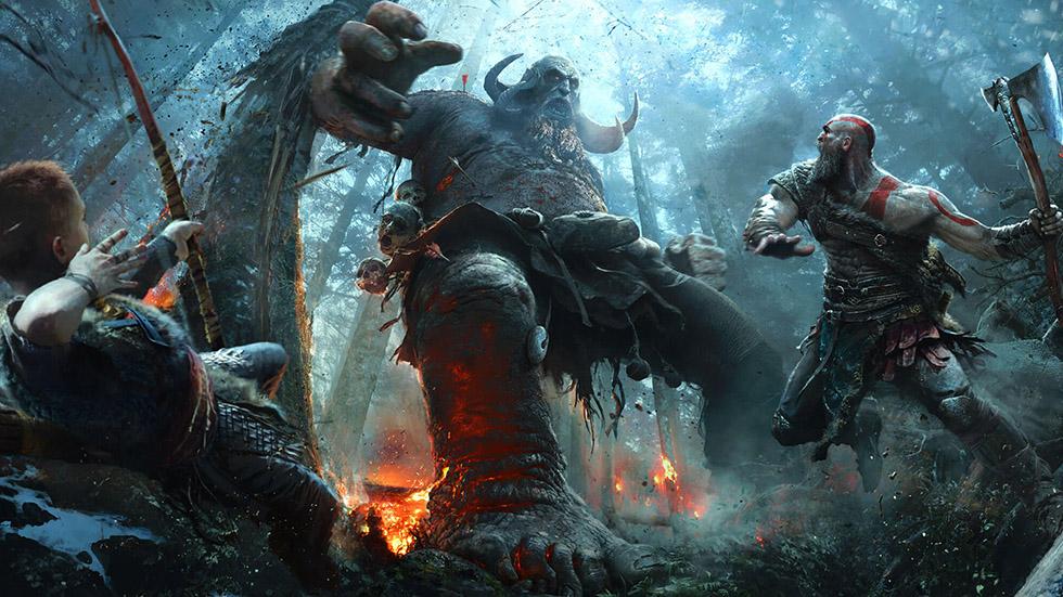 Filtran posible fecha de lanzamiento de God of War