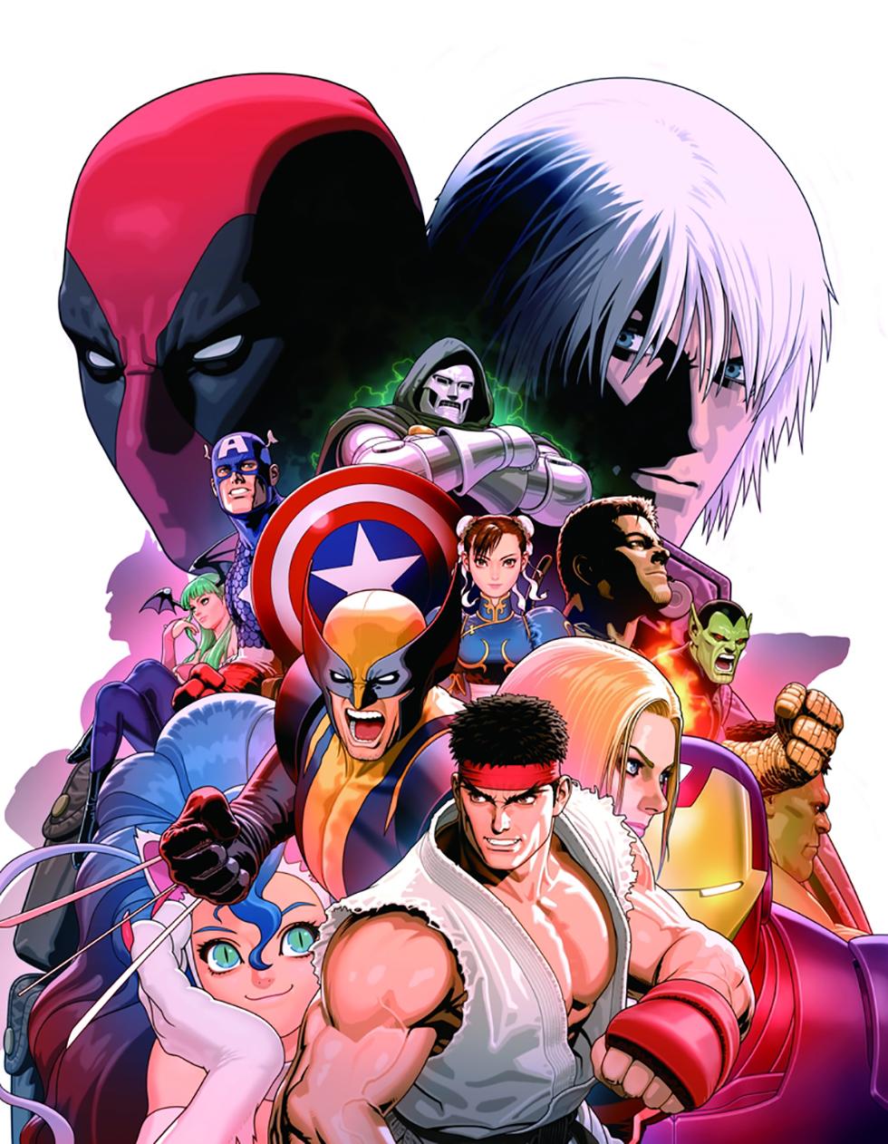 Shinkiro | Marvel vs. Capcom 3