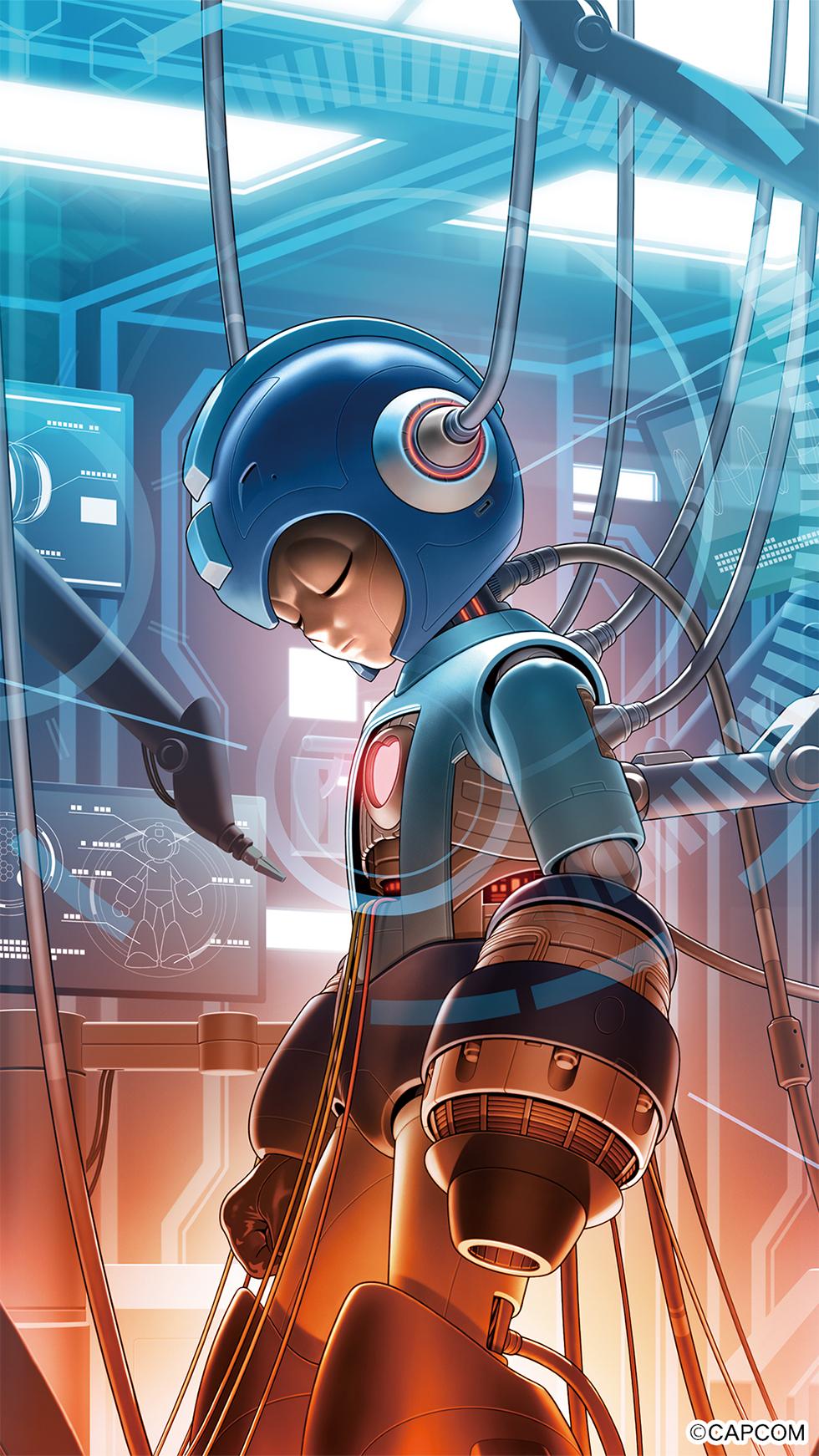 Shinkiro | Mega Man