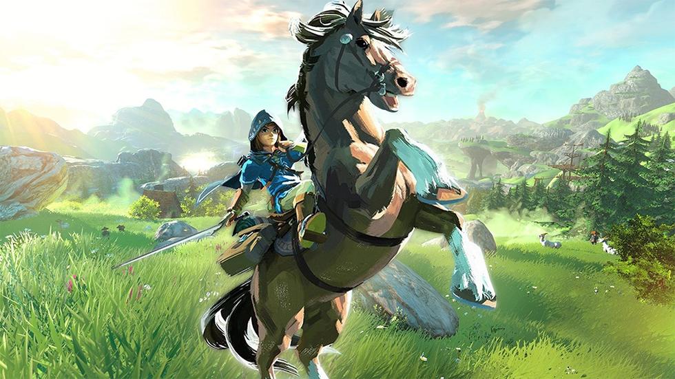 Nintendo ya trabaja en el próximo The Legend of Zelda