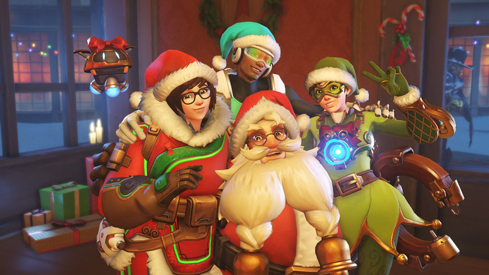 ¡Winter Wonderlands ya está aquí! Blizzard revela el evento navideño de Overwatch