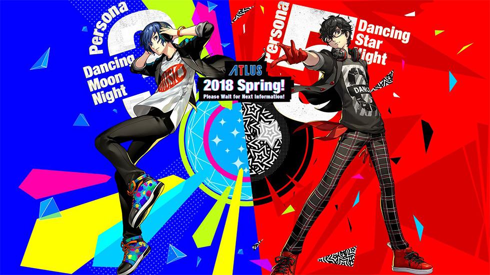 Persona Dancing | Los spin-off de baile de la saga