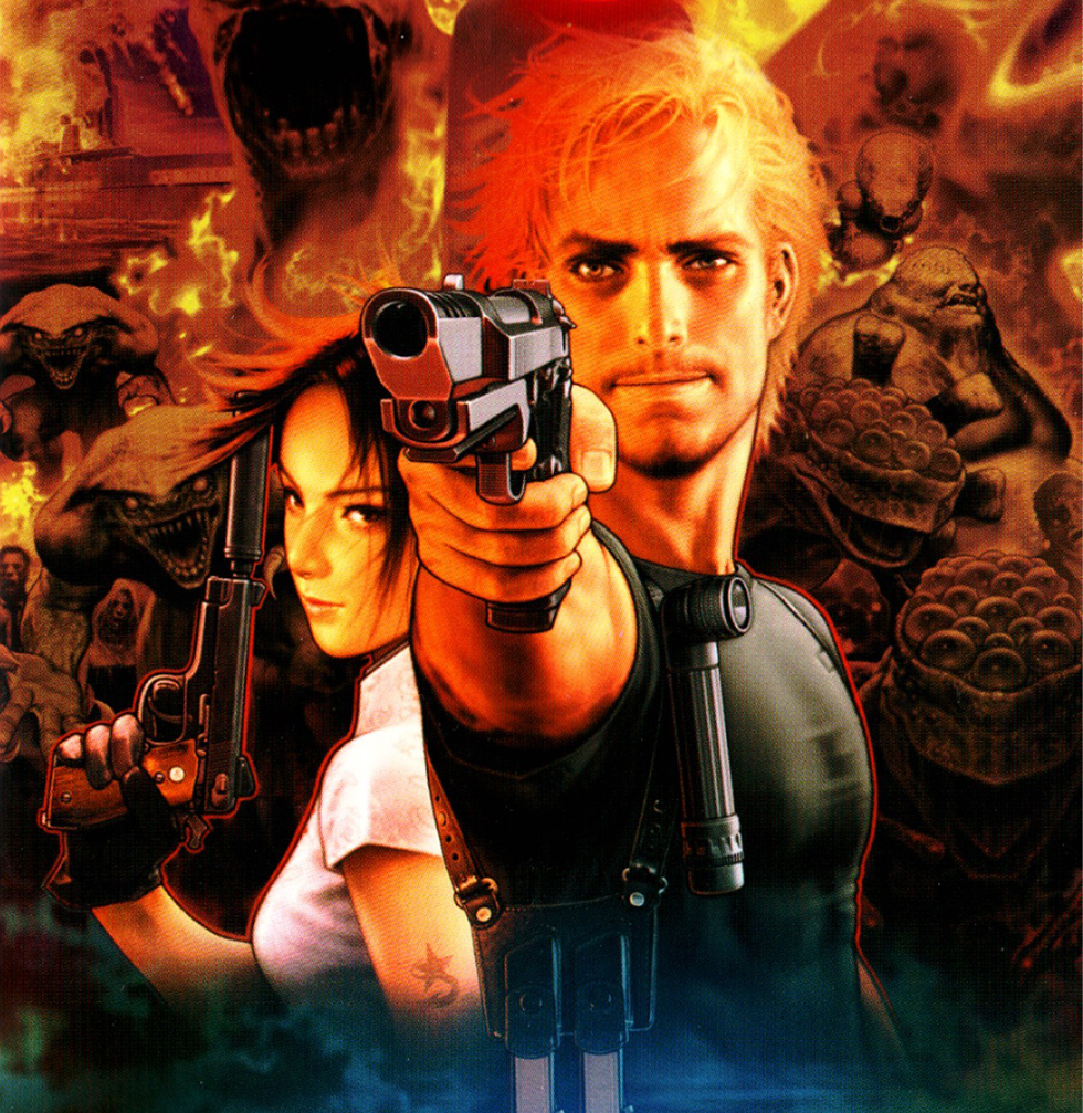 Shinkiro | Resident Evil Dead Aim