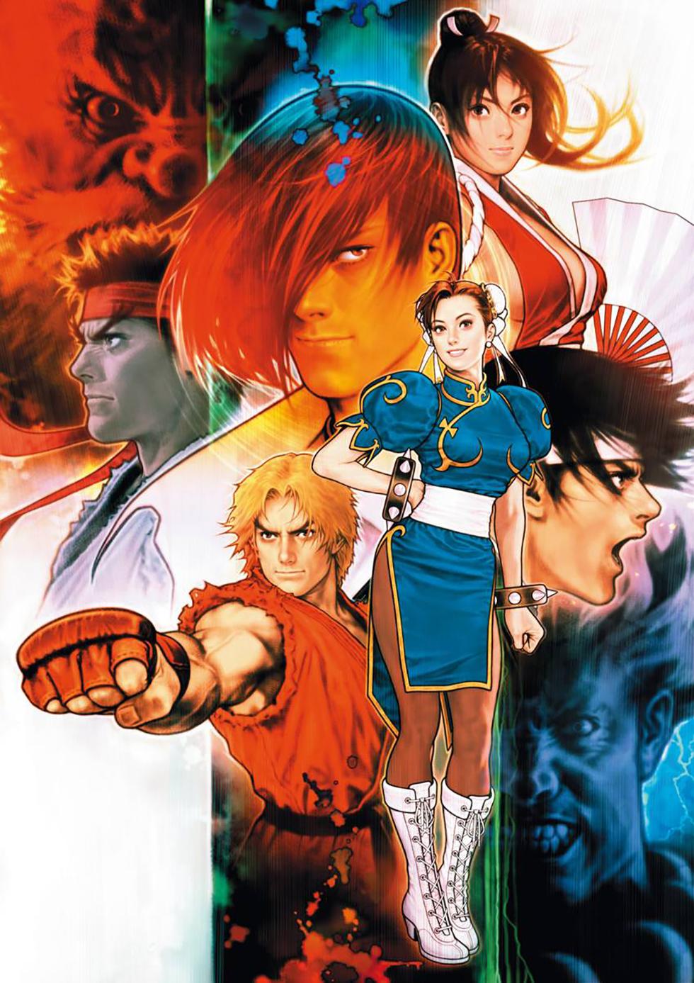 Shinkiro | SNK vs. Capcom: SVC Chaos