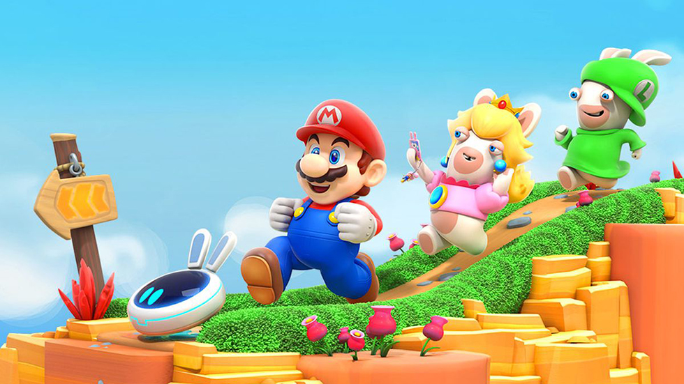 TGA Ganadores_Mario Rabbids