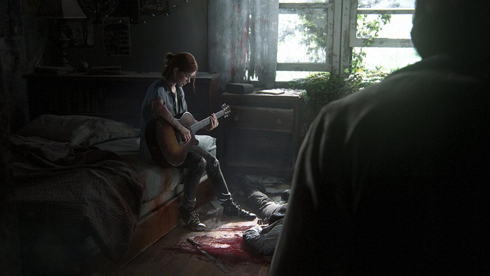 TGA Ganadores_The Last of Us II