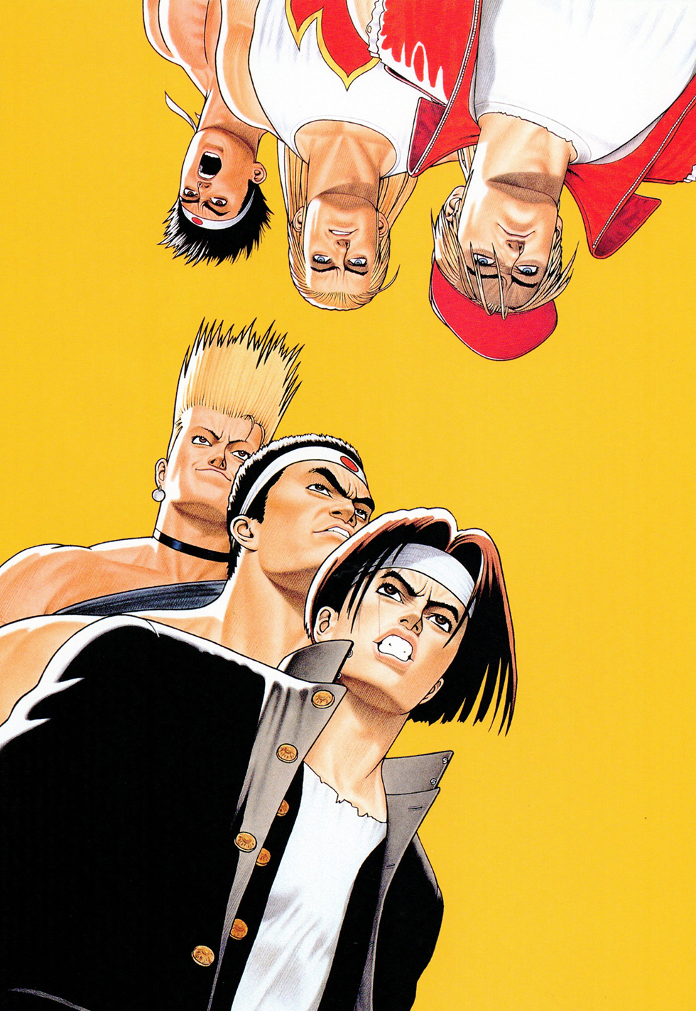Shinkiro | The King of Fighters