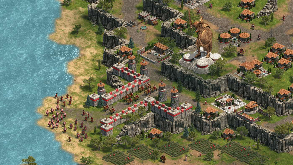 Age of Empires: Definitive Edition se lanza en febrero