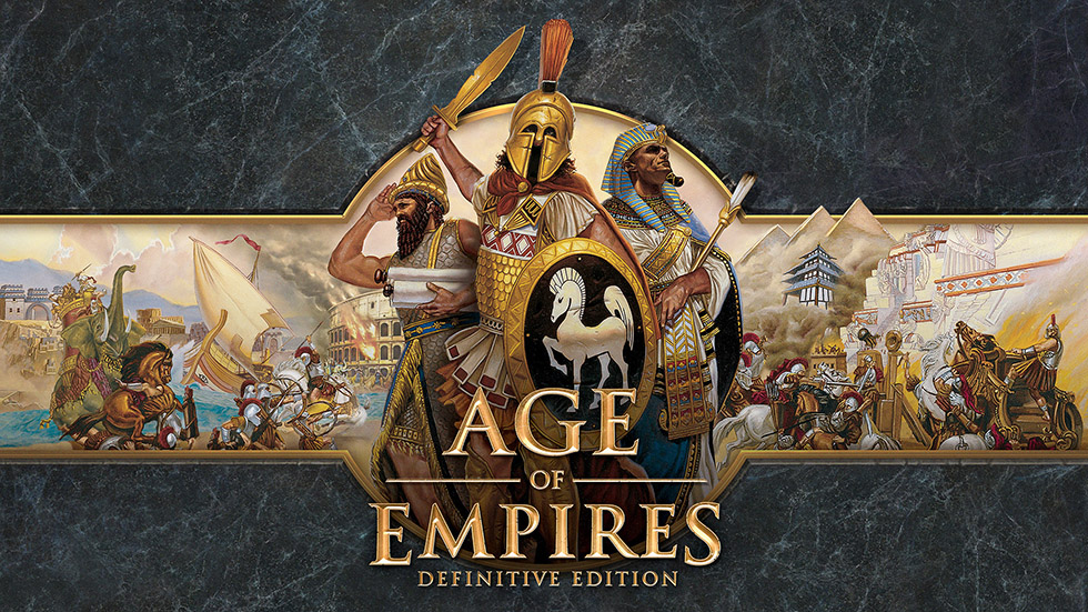 Definitive Edition se lanzará en febrero — Age of Empires