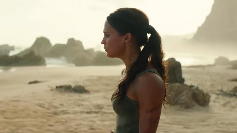 'Tomb Raider': más acción y menos tesoros en el nuevo tráiler