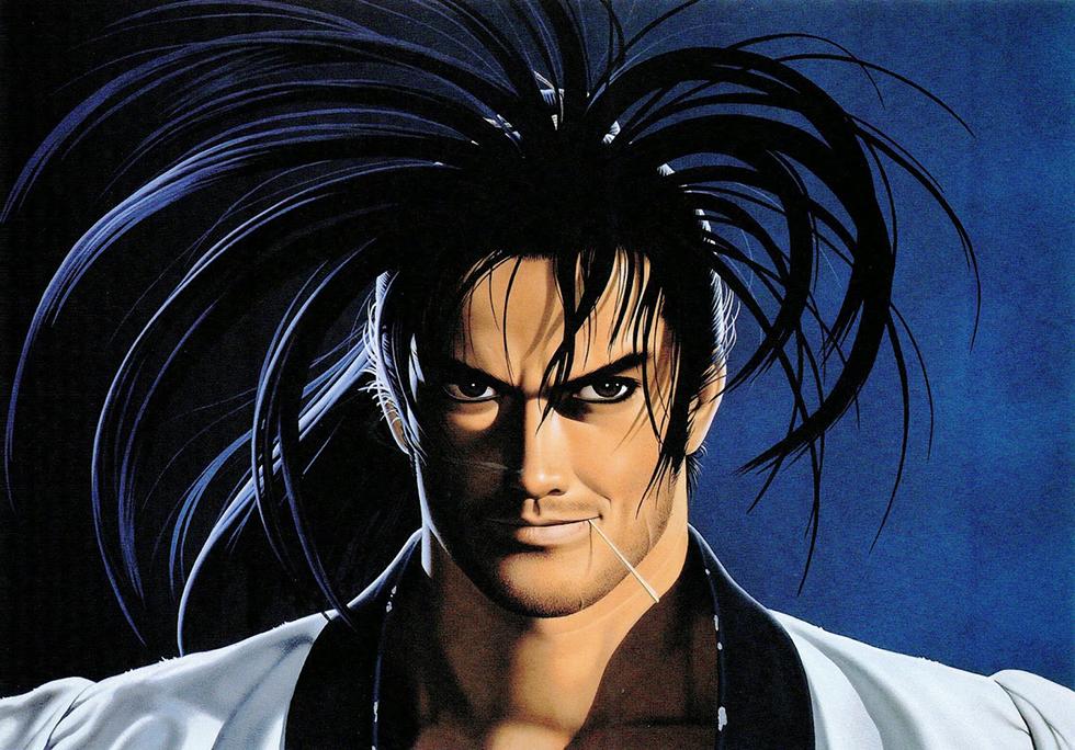 Shinkiro | Samurai Showdown II