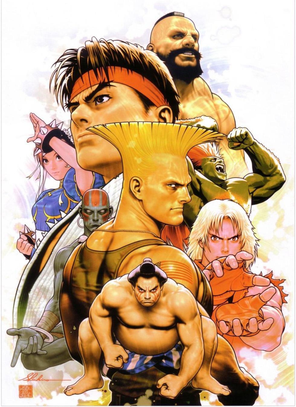 Shinkiro | Street Fighter