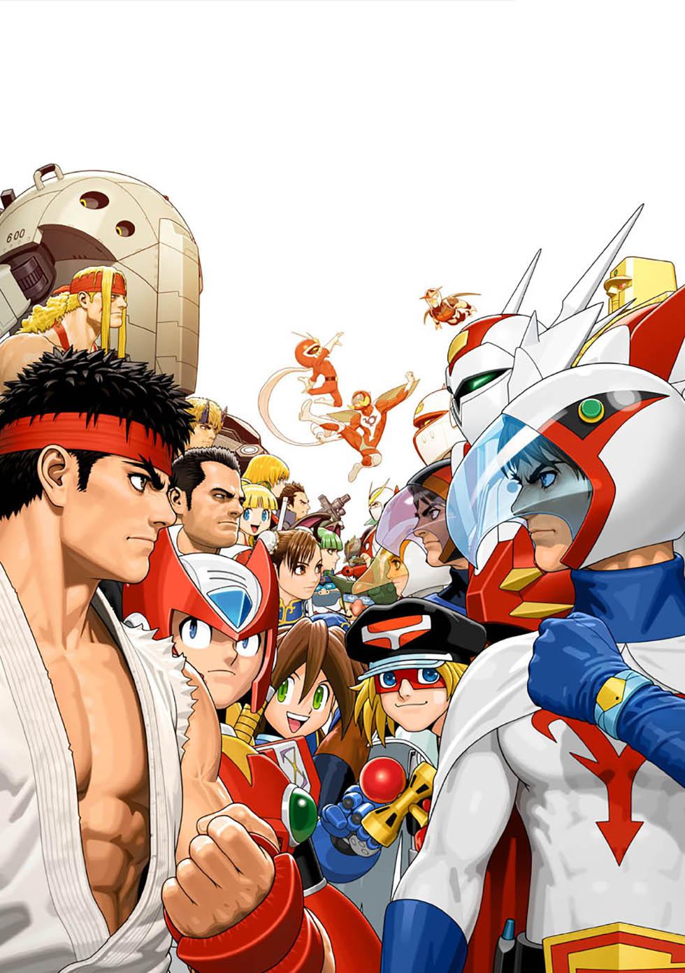 Shinkiro | Tatsunoko vs. Capcom