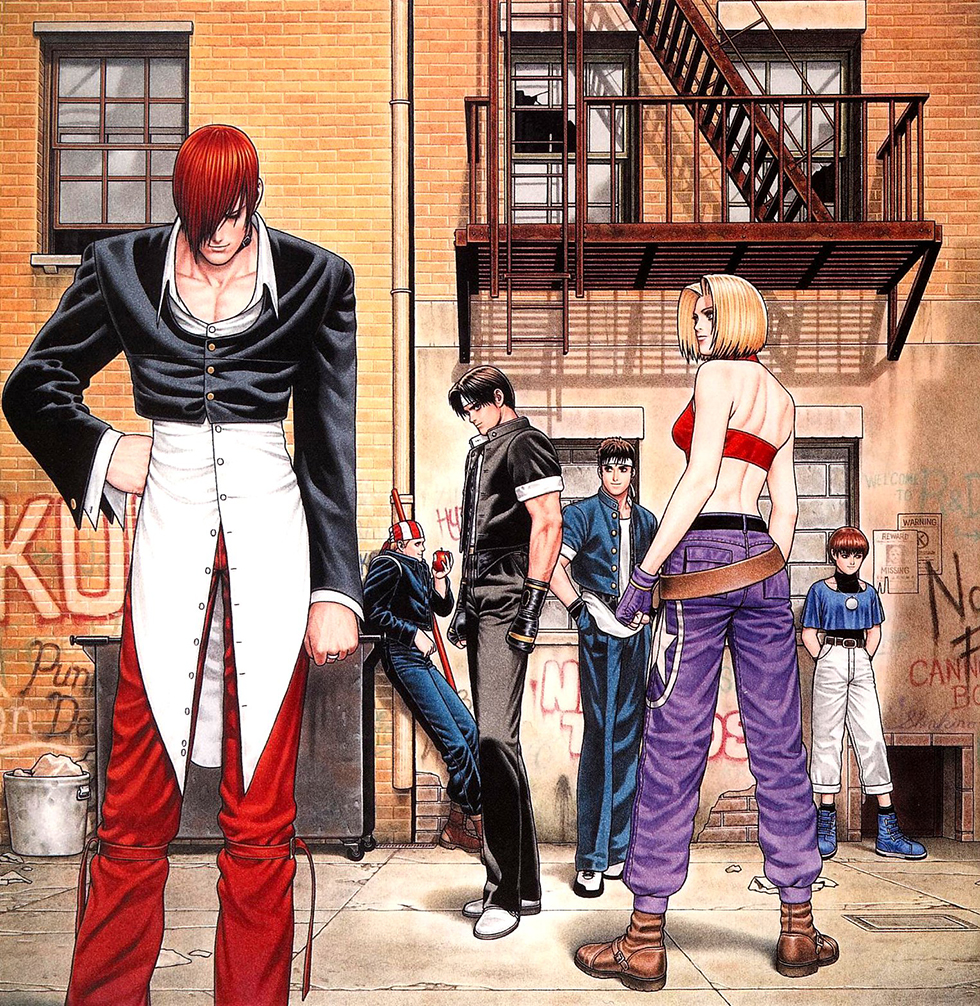 Shinkiro | The King of Fighters '97