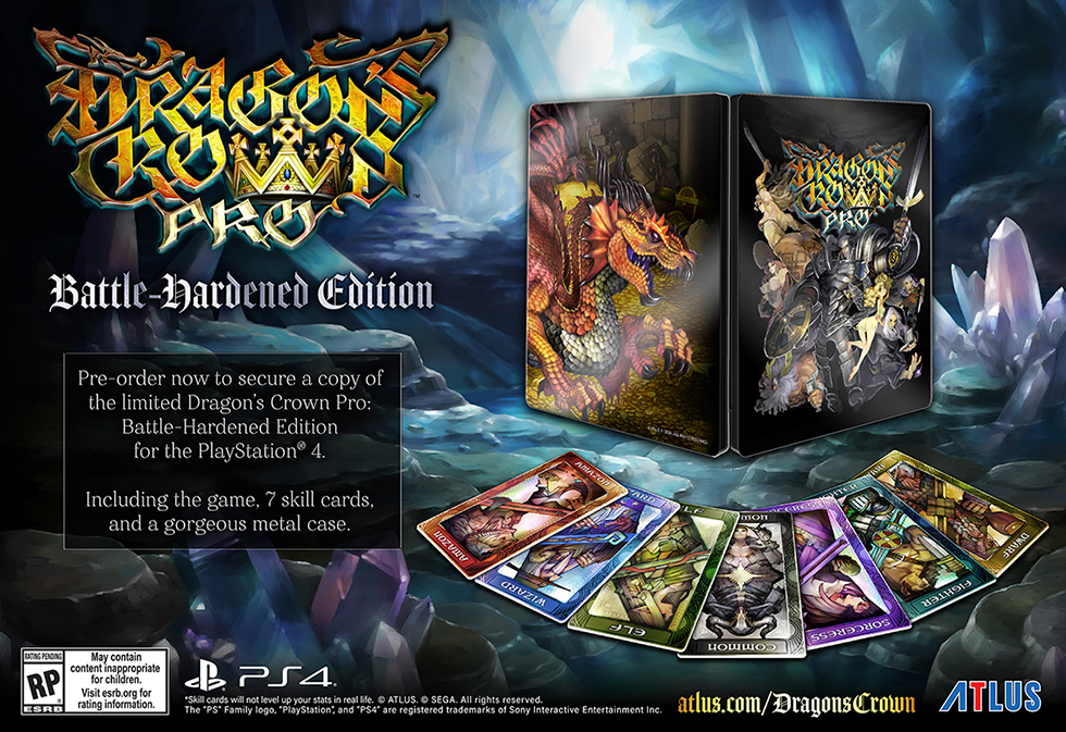 Dragon Crown Pro