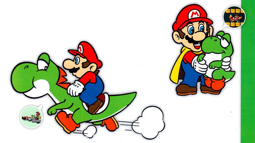 Super Mario Bros. Encyclopedia llegará en Octubre