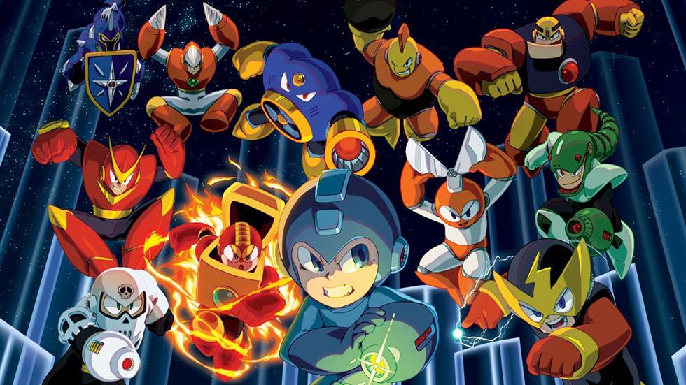 Mega Man llegará al Nintendo Switch