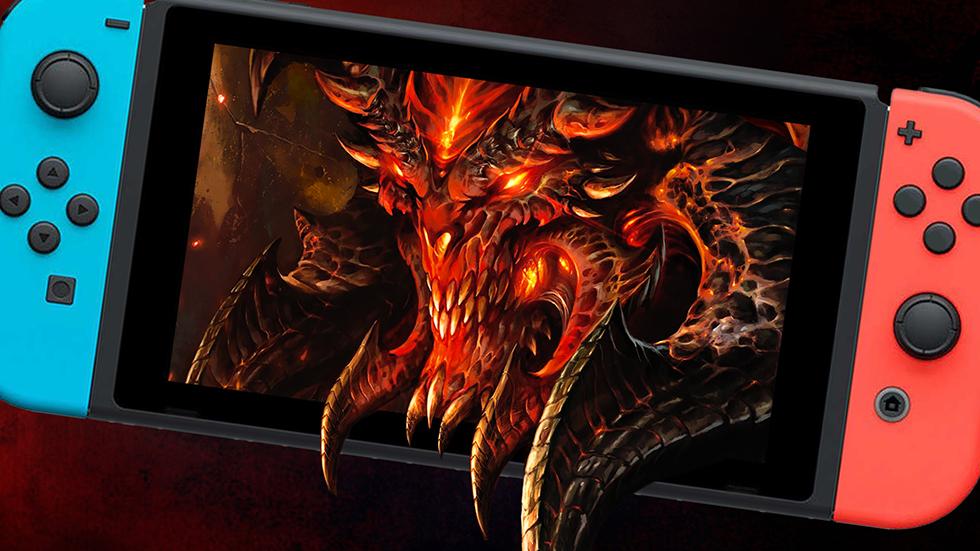 Fuentes afirman que Diablo III sí llegará a Switch