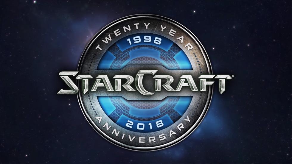 Blizzard celebrará a los grande los 20 años de StarCraft