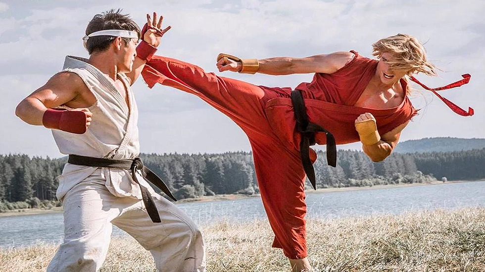 Una serie live-action de Street Fighter está en desarrollo