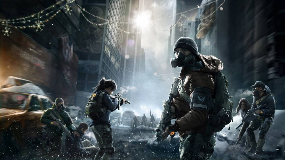 Ubisoft anuncia The Division 2