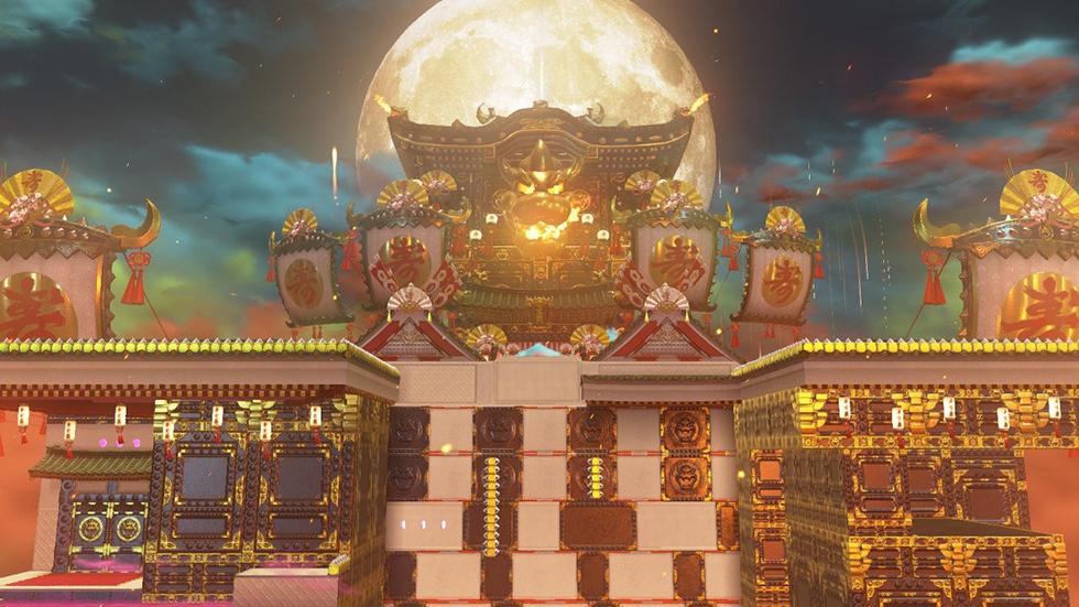 Music Thursday Super Mario Odyssey Bowser S Castle